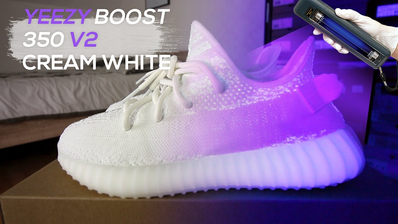 yeezy boost 350 v2 blanche fausse