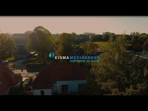Bedrijfsvideo Eisma Media Groep