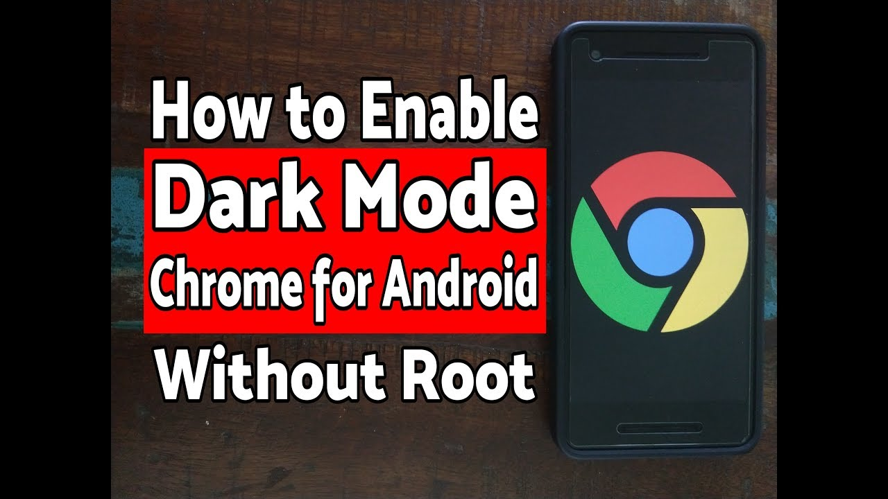 How to Enable Dark Mode in Chrome for Android   Chrome Android Dark Mode