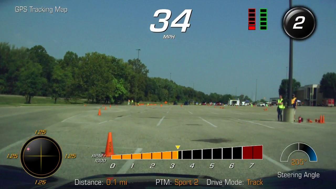 D Wesel 31.744 lap 9-21 Autocross GCM