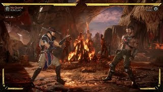 MK11: Kung Lao Gameplay & Character Breakdown