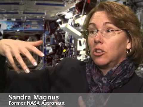 Sandra Magnus: Mission Planning