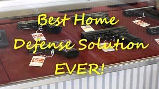 Best Home Defense Solution Ever