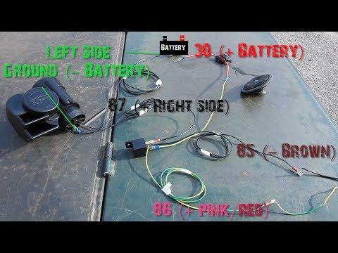 Stebel Nautilus Wiring Kit