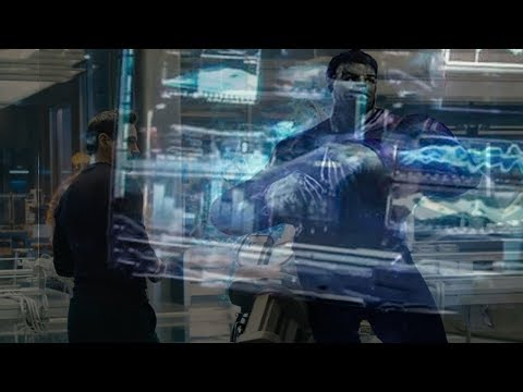 PROFESSOR HULK IN AVENGERS 4!!!