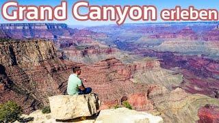 Grand Canyon Nationalpark erleben