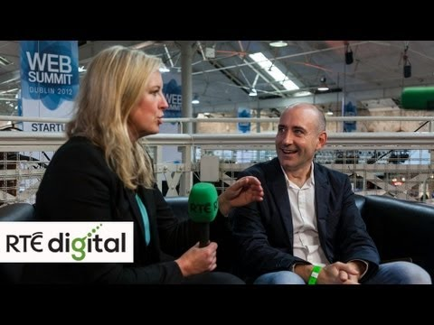 Gaming in Ireland - 'a healthy industry' | Barry O'Neill | Dublin Web Summit