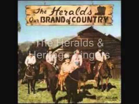 The Heralds & Heritage Singers   Old Songs