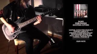 Dope - Debonaire (Guitar Cover) [Glen Meye]