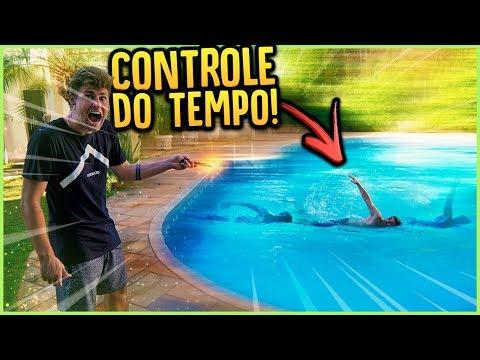 O CONTROLE QUE PARA O TEMPO!! ( INCRÍVEL ) [ REZENDE EVIL ]
