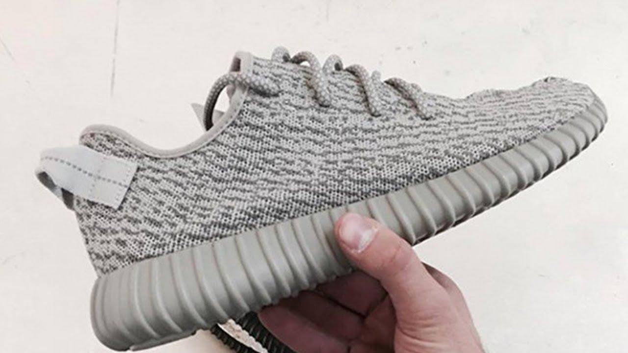 yezzy adidas grises
