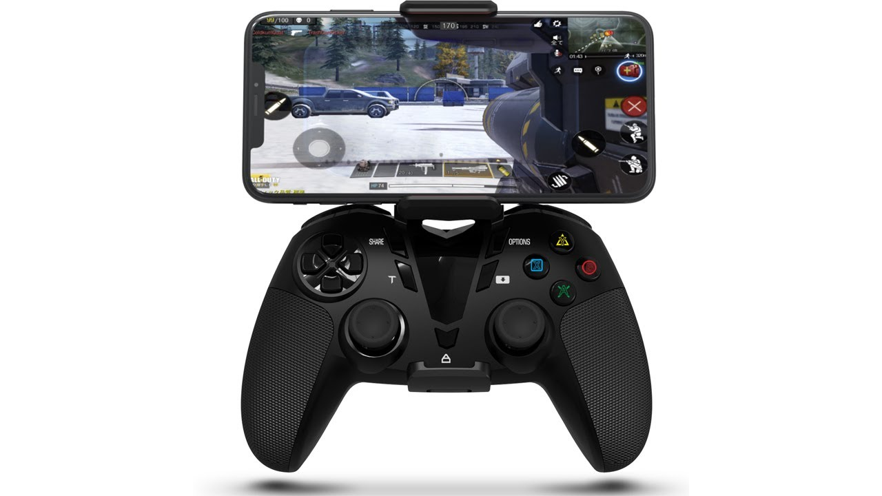 Download FO206A - DarkWalker Game Controller for iPhone, iPad, tvOS, Android 10