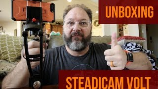 Video UNBOXING the NEW STEADICAM VOLT by TIFFEN // Tech Review 002 download MP3, 3GP, MP4, WEBM, AVI, FLV Agustus 2018