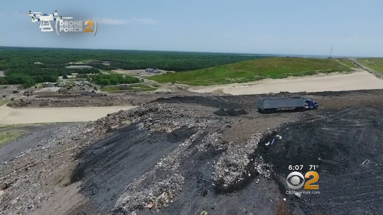 Teachers Voice Health Concerns Over Brookhaven Landfill Youtube