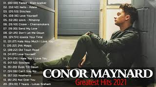 Conor Maynard Best Cover - Driver's License  , Someone You Loved lyrics
