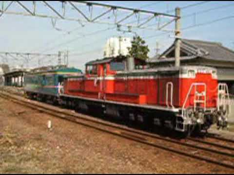 少し昔の鉄道風景】2006年2月25...