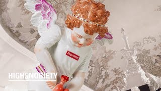Supreme x Meissen's Cupid Retailed For $4,000, Here's Why It Was Worth Every Penny
