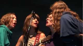 Feist - Cicadas And Gulls - Green Man Festival 2012
