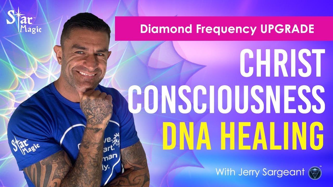 Christ Consciousness DNA Healing and Diamond Frequency UPGRADE