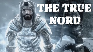Skyrim Builds - The True Nord