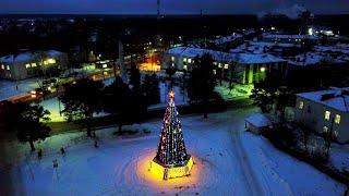 Новый год к нам мчится Весьегонск