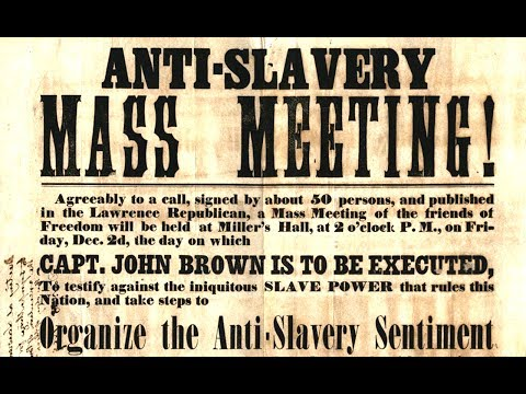 The History Of Abolitionism Has Lessons For The Trump Era
