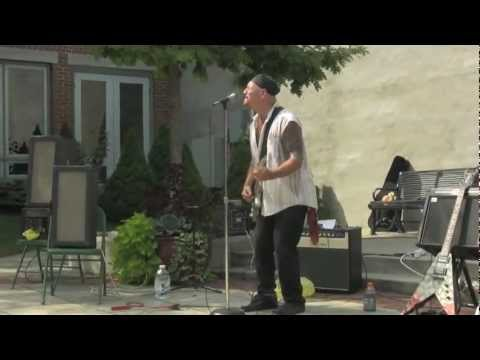 Testify!  Bobby Moses, Nashville Nic & friends with R&B, soul, funk & gospel music fusion  part 1