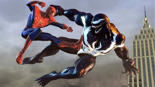 All Venom Scenes | Spider-Man: Web of Shadows Gameplay (2008)