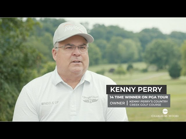 Charles M. Moore Insurance - Kenny Perry's Country Creek Golf Course & The Arling feature