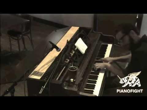 Me & Mr. Jones (Amy Winehouse) Piano Cover | Max Chanowitz