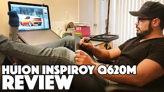 Huion Inspiroy Q620M Review - Designers Perspective