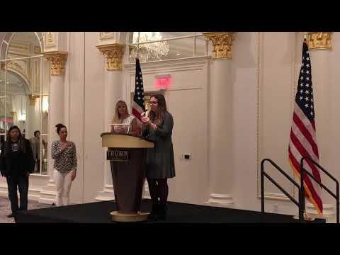 #Walkaway Stephanie Stasaitis National Anthem