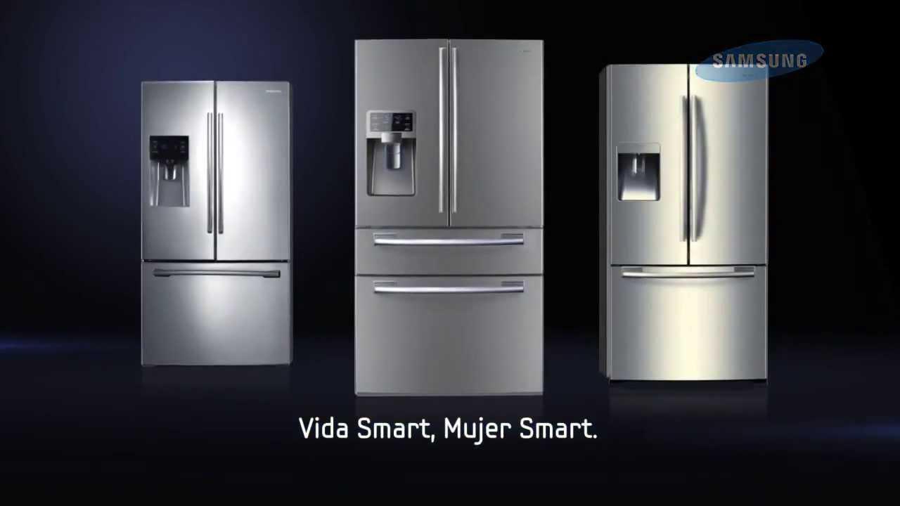 Tibo bo samsung refrigeradores l nea puerta francesa youtube for Precio de puertas francesas