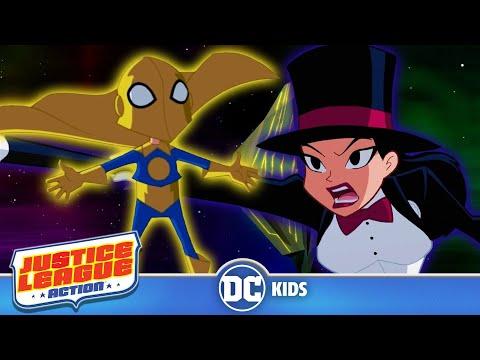Justice League Action | Magical Powers | DC Kids