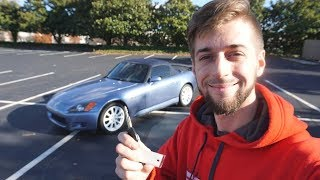 Why Would ANYBODY BUY A Honda S2000?