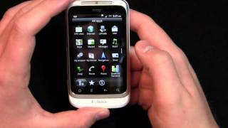 HTC Wildfire S Review Part 2