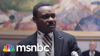 David Oyelowo's Emotional Final 'Selma' Scene | msnbc