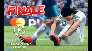PSG vs Tottenham Finale Ligue des Champions 2018/2019   FIFA 19 #07