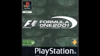Formula One 2001 Soundtrack - Menu 1