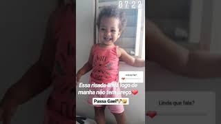Sophia Emanuela- Melhor risada