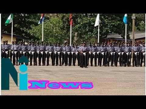 EFCC graduates 314 cadets of the Detective Superintendent Course