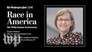National Gallery of Art director Kaywin Feldman on Philip Guston Controversy (Full Stream 10/15)