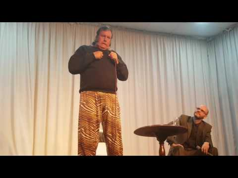 Honky Tonk Man - Stand up Leicester Nov 16th 2016