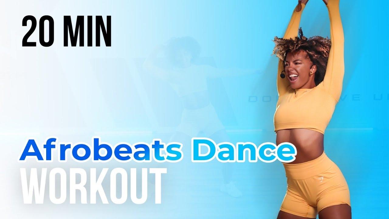 AFROBEATS DANCE WORKOUT | 20 MINUTES | BEGINNERS | EASY TO FOLLOW