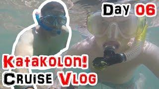 Killer Jellyfish in Katakolon! 2017 Cruise Day 06