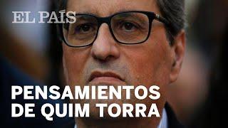 QUIM TORRA: Su pensamiento político, sin filtro