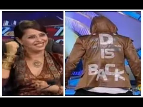 Dharmesh Sir's BREATHTAKING COMEBACK Performance - Lux Dance India Dance Season 2