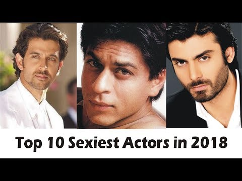 Top 10 Bollywood Sexiest Male Actors In 2018 Youtube