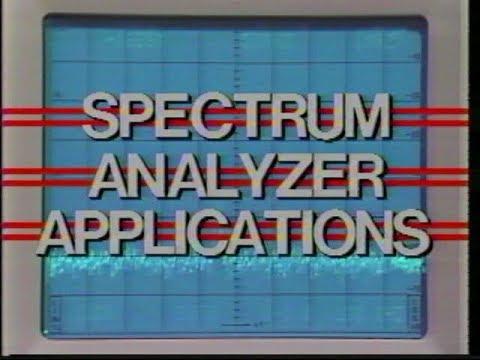 Tektronix 492 and 496 Portable Spectrum Analyzers
