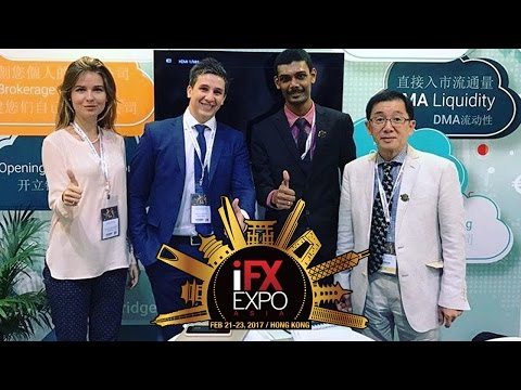 Forex Expo - iFX EXPO Asia 2017 :: B2Broker 📈 Liquidity and Forex Tech Provider